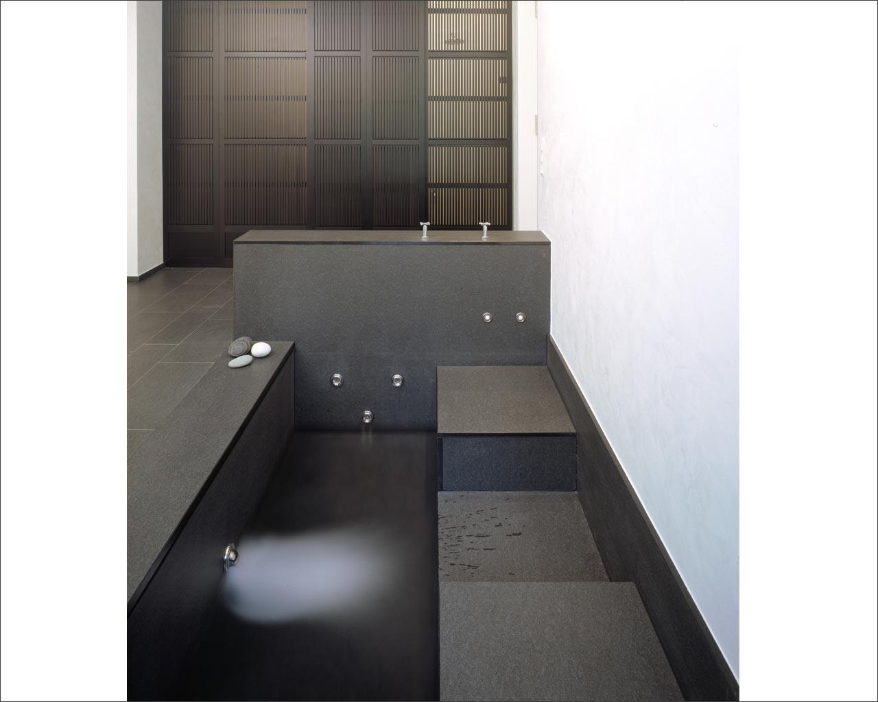 Japanisches Bad architekturbüro angelika hülser stöhr neubau und umbau mit