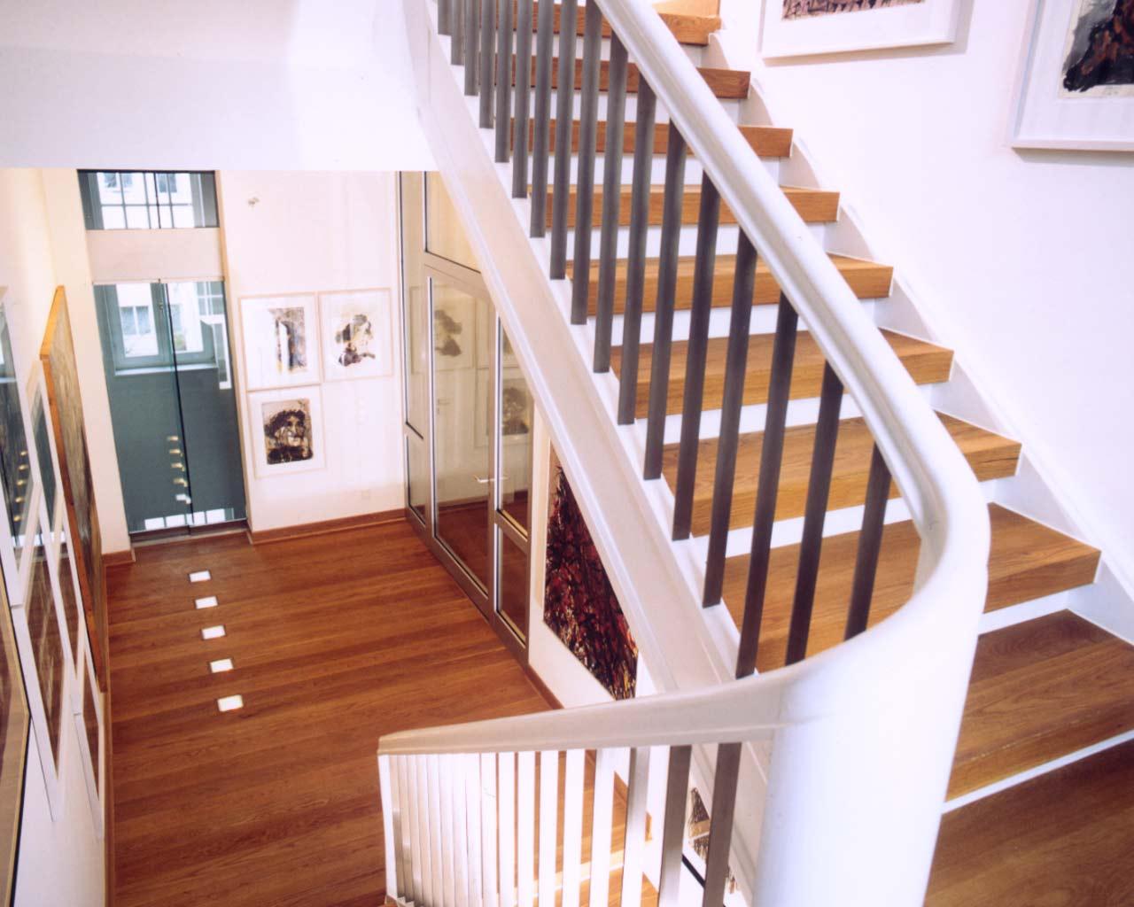 architekturbüro angelika hülser stöhr: neubau und umbau mit, Innenarchitektur ideen